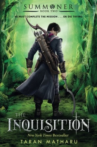 The Inquisition: Summoner: Book Two (Summoner Trilogy)
