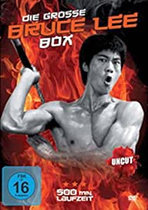 Die große Bruce Lee-Box (2 DVDs im 3D-Schuber)