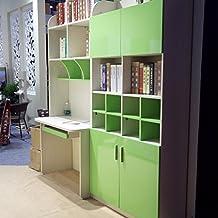 KINLO® 5M PVC Papel Pegatina Autoadhesivo de Mueble de Cocina / Puerta del Armario de Pared Pintado Adhesivo para Muebles - Verde