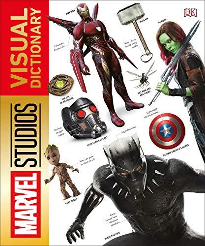 Marvel Studios Visual Dictionary por Adam Bray