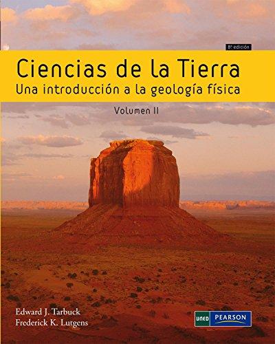 Ciencias de la Tierra Volumen II