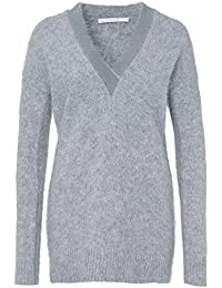 Dorothee Schumacher Mujer Temptation Jersey Feather Grey