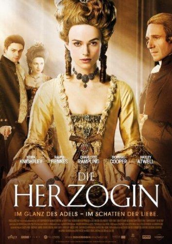 Die Herzogin - Politische Themen Kostüm