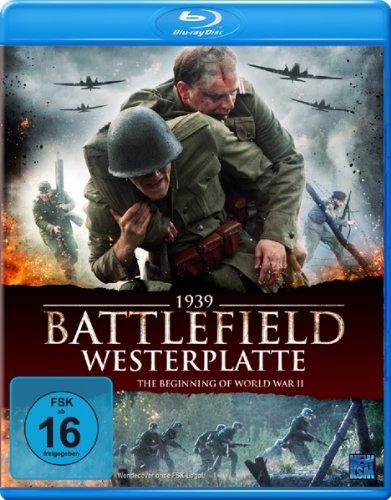 1939 - Battlefield Westerplatte - The Beginning of World War II [Blu-ray]