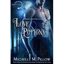 Love Potions (Warlocks MacGregor Book 1) (English Edition)