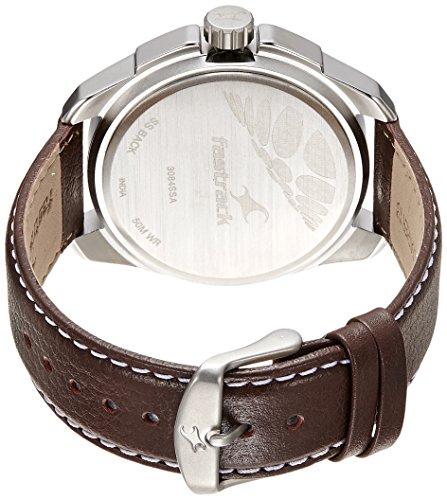 51YTzHVwOoL - 3084SL02 Fastrack Grey Mens watch