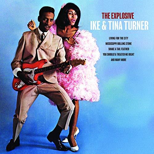 The Explosive Ike & Tina Turner [Vinyl LP]