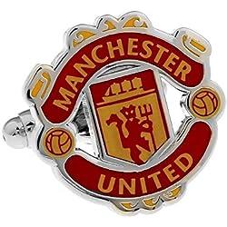 Ss UK England Manchester Football Club Shirt Cufflinks for Men