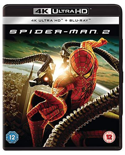Spider-Man 2 [Blu-ray] [UK Import]
