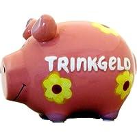 """Sparschwein""""Trinkgeld""""12x10 preisvergleich bei kinderzimmerdekopreise.eu"""