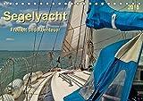 Segelyacht - Freiheit und Abenteuer (Tischkalender 2018 DIN A5 quer): Segelyacht - Sonne, Wind und Wellen bis zum Horizont. (Monatskalender, 14 Seiten ... Sport) [Kalender] [Apr 01, 2017] Roder, Peter