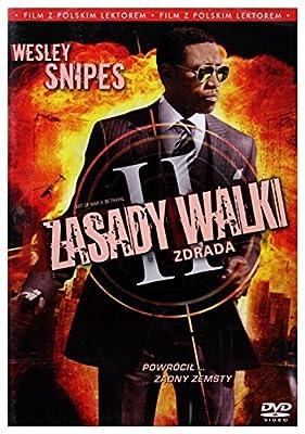 Art of War II: Betrayal, The [Region 2] (English audio. English subtitles) by Wesley Snipes
