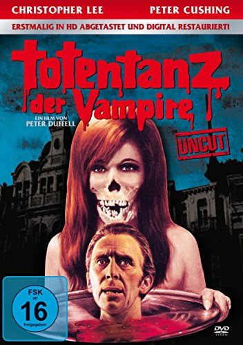 Totentanz der Vampire - uncut (digital remastered/HD neu abgetastet)