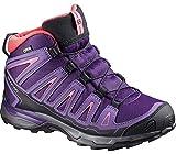 Salomon Unisex-Kinder X-Ultra Mid GTX J Trekking-& Wanderhalbschuhe
