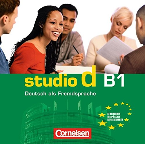 Studio d - Grundstufe: B1: Gesamtband - Audio-CDs