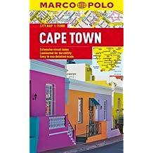 Cape Town Marco Polo City Map (Marco Polo City Maps)