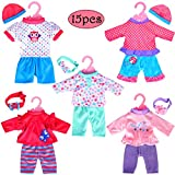 5-Pack Playtime Outfits für 11