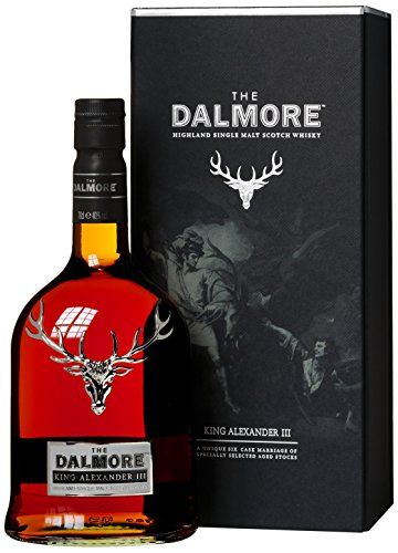 Dalmore Single Malt Scotch Whisky King Alexander III (1 x 0.7 l)