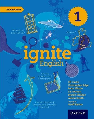 Ignite English: Student Book 1 por Jill Carter