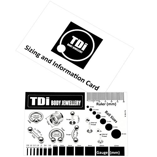 TDi Body Jewellery 8975