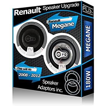 porte avant pour renault megane iii haut parleurs pioneer haut parleurs de voiture adaptateur. Black Bedroom Furniture Sets. Home Design Ideas
