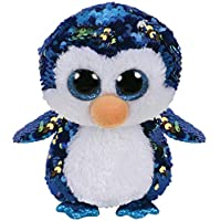 Ty Flippables 36264 - Payton the Penguin Sequin Soft Toy