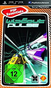 WipeOut Pulse [Essentials] - [Sony PSP]