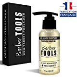 BARBER TOOLS  Gel de rasage transparent 100ml -...