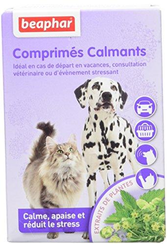 Beaphar–Pastillas calmants–perro y gato–20Pastillas