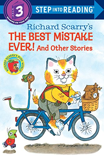 Richard Scarry's The Best Mistake Ever! and Other Stories par Richard Scarry