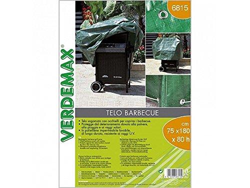 Verdemax 681575x 180x 80cm Grill Abdeckung