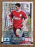 MATCH ATTAX 2014 2015 football card Liverpool MICHAEL OWEN Record Breaker