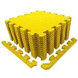 diMio Sport-Schutzmatten - Puzzlematten inkl. Randstückein in verschiedenen Größen und Farben -...