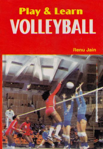 Play & learn Volleyball (English Edition)