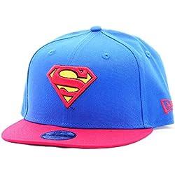 New Era Superman Hero Essential 9fifty 950 Youth Snapback Cap Kids Kinder Grösse