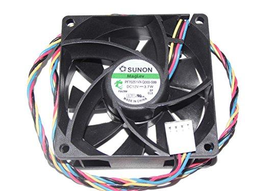 sunon-70-70-pf70251vx-q000-s99-25-mm-12-v-ventilateur-de-refroidissement-37-w-4-fils-7-cm