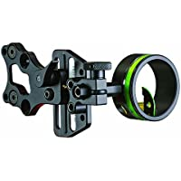 HHA Optimizer Lite Cadet 1 Pin Sight, Black, .019-Inch, Right Hand by HHA