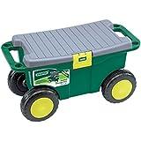 Draper 60852 Chariot à outil avec siège de jardinier