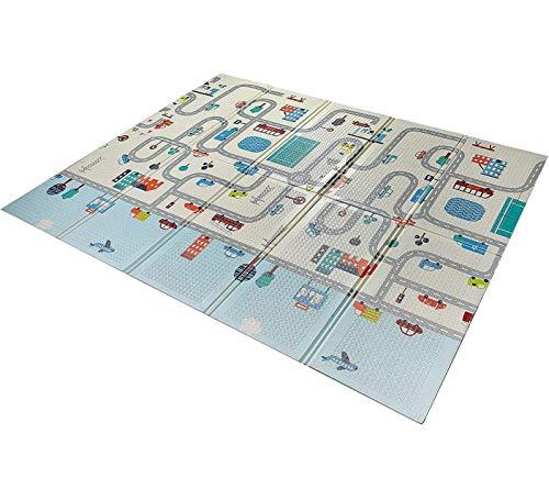 Imagen de Manta de Juegos Para Bebés Babify por menos de 30 euros.