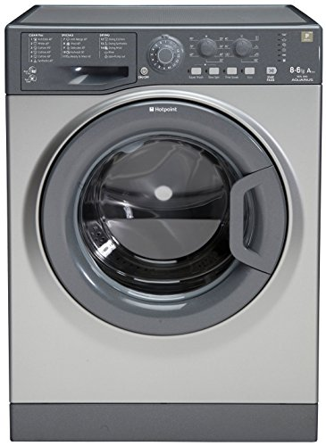 Hotpoint Aquarius WDAL 8640G Washer Dryer - Graphite