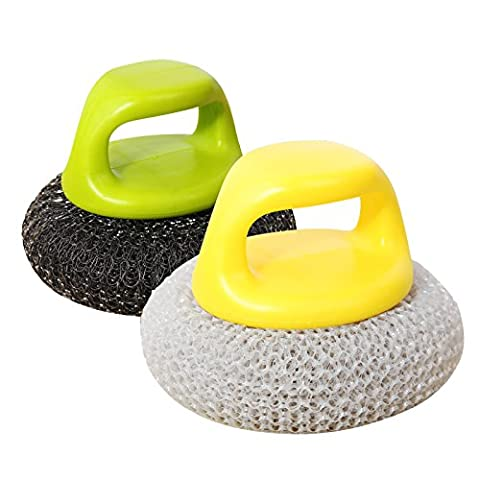 Umweltschutz Kunststoff, Bürste, Bürsten, Waschen Topfbürste + Teller Pinsel