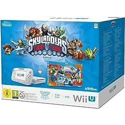 Console Nintendo Wii U 8 Go Blanche + Skylanders Trap Team