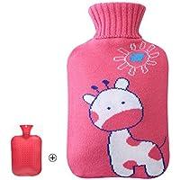 Wärmflasche mit niedlichem Muster - 1 Liter preisvergleich bei billige-tabletten.eu