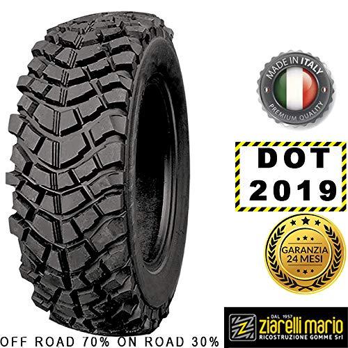 Ziarelli 205/70 R15 105H MUD POWER M+S DOT 2019 *RICOSTRUITA IN ITALIA*