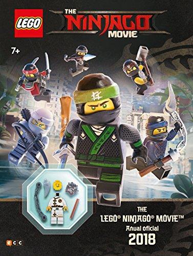 THE LEGO NINJAGO MOVIE. Anual oficial 2018 por Varios Autores