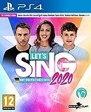Let's Sing 2020 mit deutschen Hits [Playstation 4] [AT-PEGI]