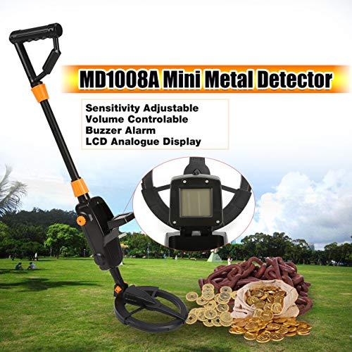 Dailyinshop MD1008A Detector Metales subterráneo
