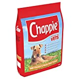 Chappie Complete Dry Dog Food for Adult Dogs with Chicken and Wholegrain Cereal