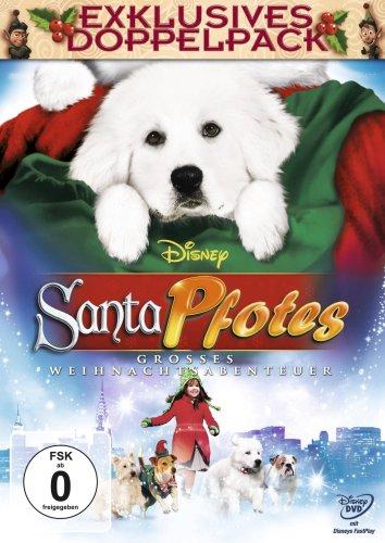 Weihnachtspack 10 - Santa Pfotes großes Weihnachtsabenteuer + Elfen helfen [2 DVDs] (S Elfen Santa)
