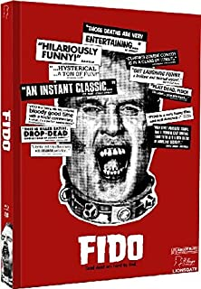 Fido - Red Cover - Mediabook (+ DVD) [Blu-ray] [Limited Edition]